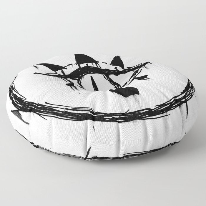 Sheikah Eye Floor Pillow