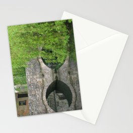 By the Old Mill Stream Stationery Cards