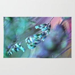 Mint Spangles no2 Rug