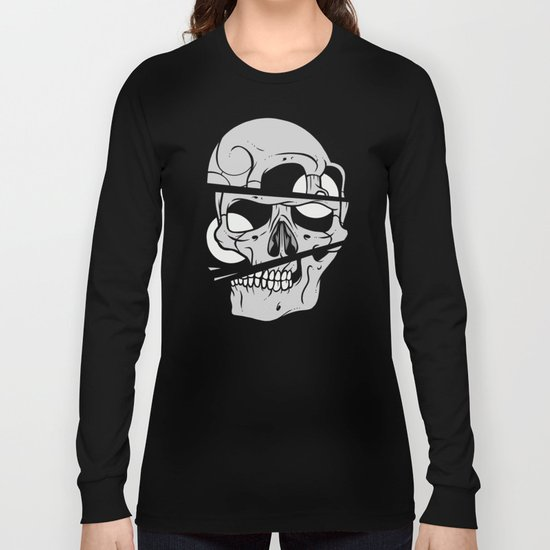 Lost Why Long Sleeve T-shirt