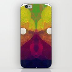 1000names - Sun In Aquarius iPhone & iPod Skin