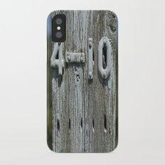 4-10 Slim Case iPhone X