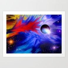 Another world 6 Art Print