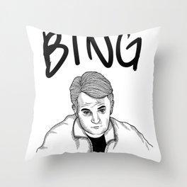 chanandler bong Throw Pillow