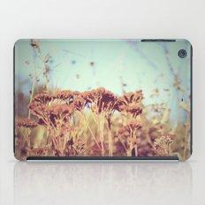 plants - Retro  iPad Case