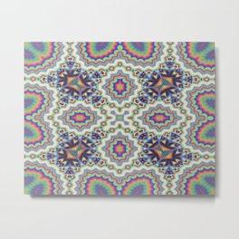 Ethereum Mosaic No1 Metal Print