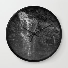 The Trickle Wall Clock
