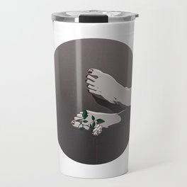 Sensitivity Broken Travel Mug