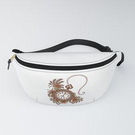 Pocket Watch Fanny Pack