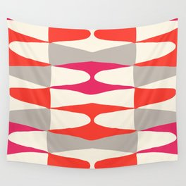 Zaha Type Wall Tapestry