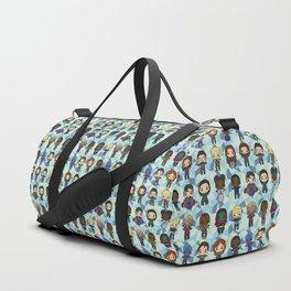 Assemble [blue] Duffle Bag