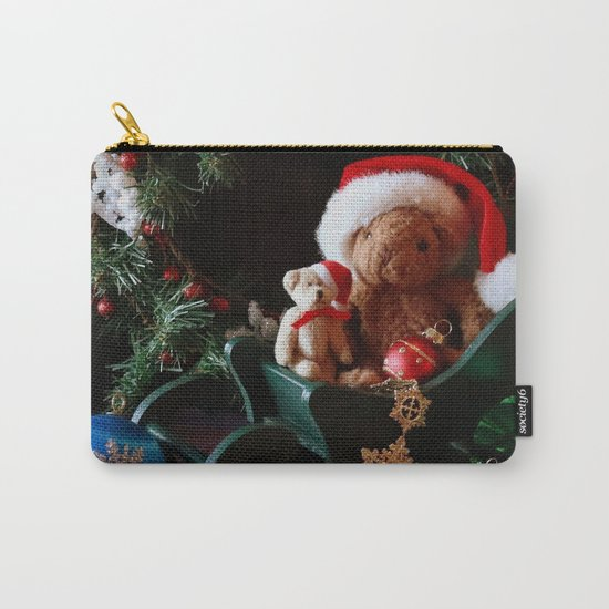 'Tis The Season Carry-All Pouch