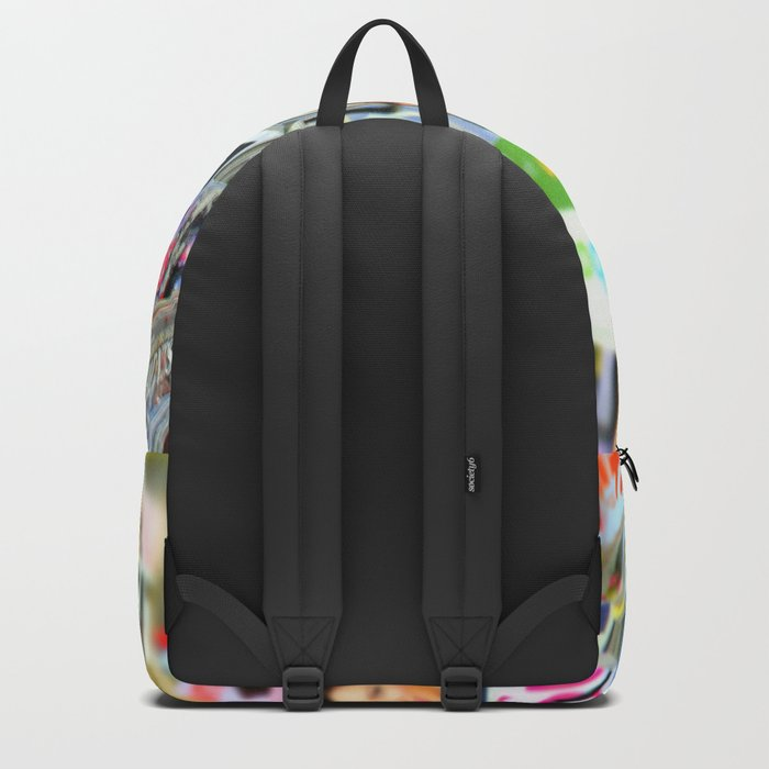 Magazine Stand Backpack