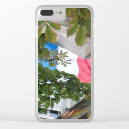 Flag of France Clear iPhone Case