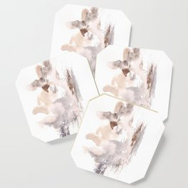 SoulMates - 151124  Abstract Watercolour Coaster