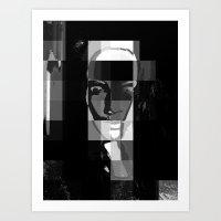 Amorphous Art Print