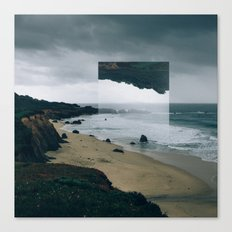 The Tide (I am).  Canvas Print
