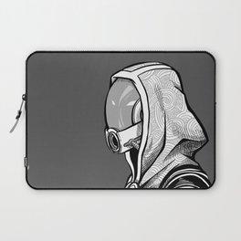 Tali - B&W profile Laptop Sleeve