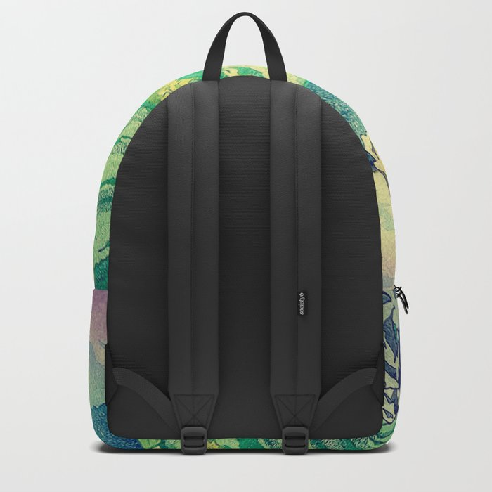 Sleeping in Colours at Minna Backpack