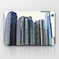 melbourne iPad Cases featuring Melbourne CBD by Chris' Landscape Images & Designs