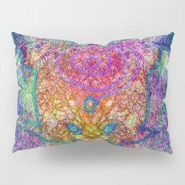 Love Portal to the Moon Pillow Sham