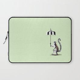 Ring Tailed Lemur Laptop Sleeve