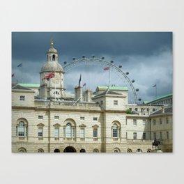 Eye Over Whitehall Canvas Print
