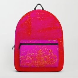 Red Pink Repercussion Backpack
