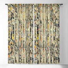 Pollocks! 03 Blackout Curtain