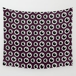 Eye Spy (Patterns Please) Wall Tapestry