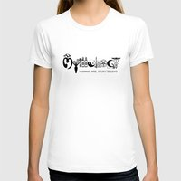 mythology T-shirts featuring Mythology - Humans are Storytellers  by David Long