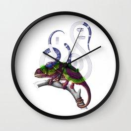 A Piscivorus Wall Clock