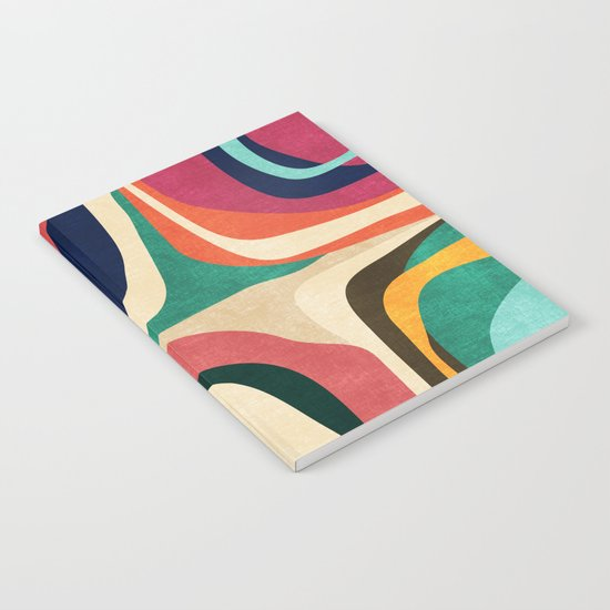 Impossible contour map Notebook