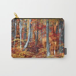 The Hidden Forest (Keep Looking!) Carry-All Pouch