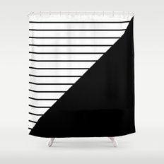 pokret Shower Curtain