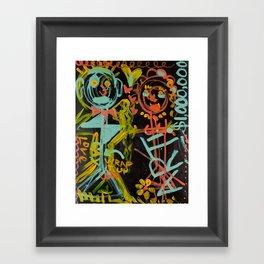 """""""art"""" Framed Art Print"""