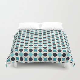 Bowling Alley Duvet Cover
