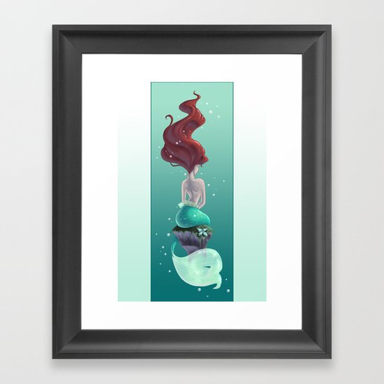 Wish I Could Be Framed Art Print