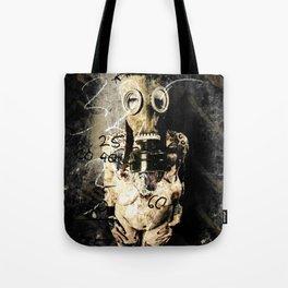 Life in Black Paradise 2 Tote Bag
