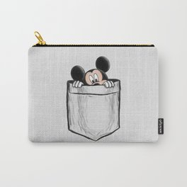 Mickey in the Pocket Carry-All Pouch