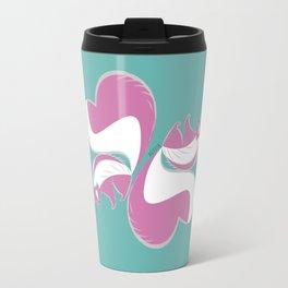 Skunk Le Pink (c) 2017 Travel Mug