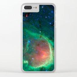 Nebula RCW 120 Clear iPhone Case