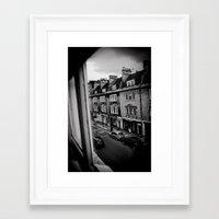 bath Framed Art Prints featuring Bath  by Melissa Batchelder Photography