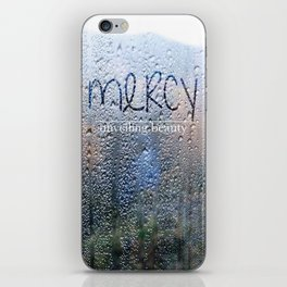 Unveiling Beauty - Mercy iPhone Skin