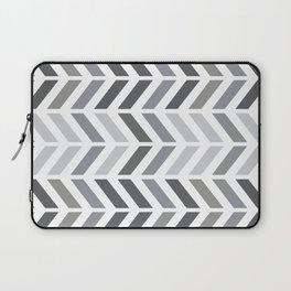 chevron horizontal Laptop Sleeve