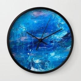 La Mer Enchantée Wall Clock