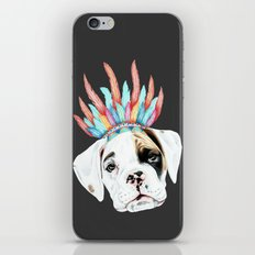 Puppy iPhone & iPod Skin