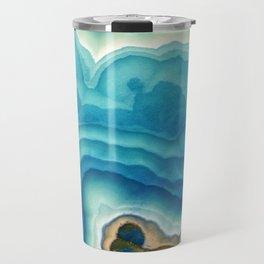 Blue Onyx Travel Mug