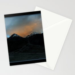 Changthang Sunset Stationery Cards