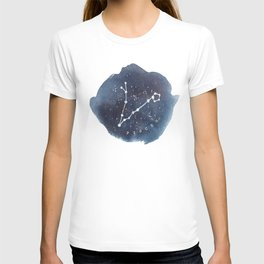 pisces constellation zodiac T-shirt